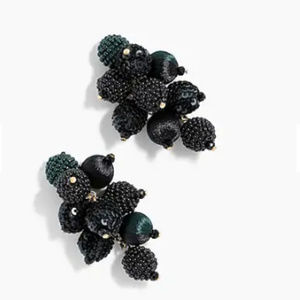 NWT J. Crew cluster statement earrings